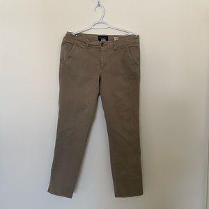 american eagle khakis pants